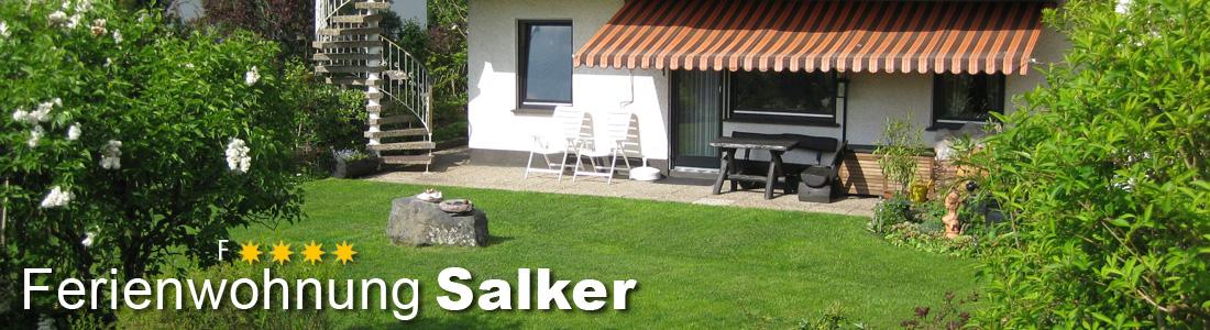 Ferienwohnung Salker Daun